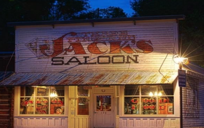 Three Fingered Jack's Saloon and Cafe – Winthrop, WA