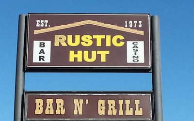 The Rustic Hut – Florence, MT