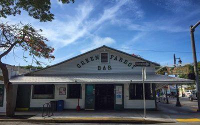 The Green Parrot – Key West, FL